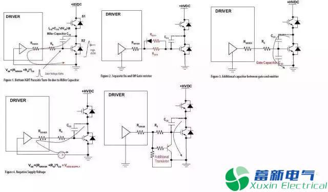 三极管igbt驱动电路图