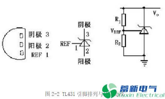 3脚(相当于电压差错扩大器的输出脚) 电压下降,光耦tlp521的原边电流