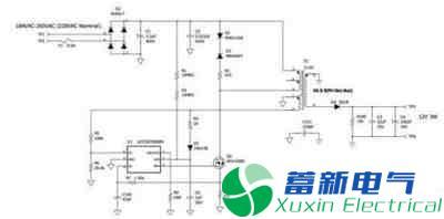 直流电源厂家设计AC-DC中实现偏置电源的方法有哪些?