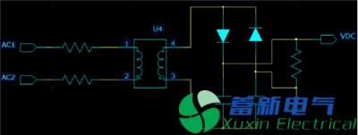 直流开关电源高频交流信号采样电路设计